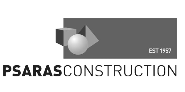 Psaras Construction logo